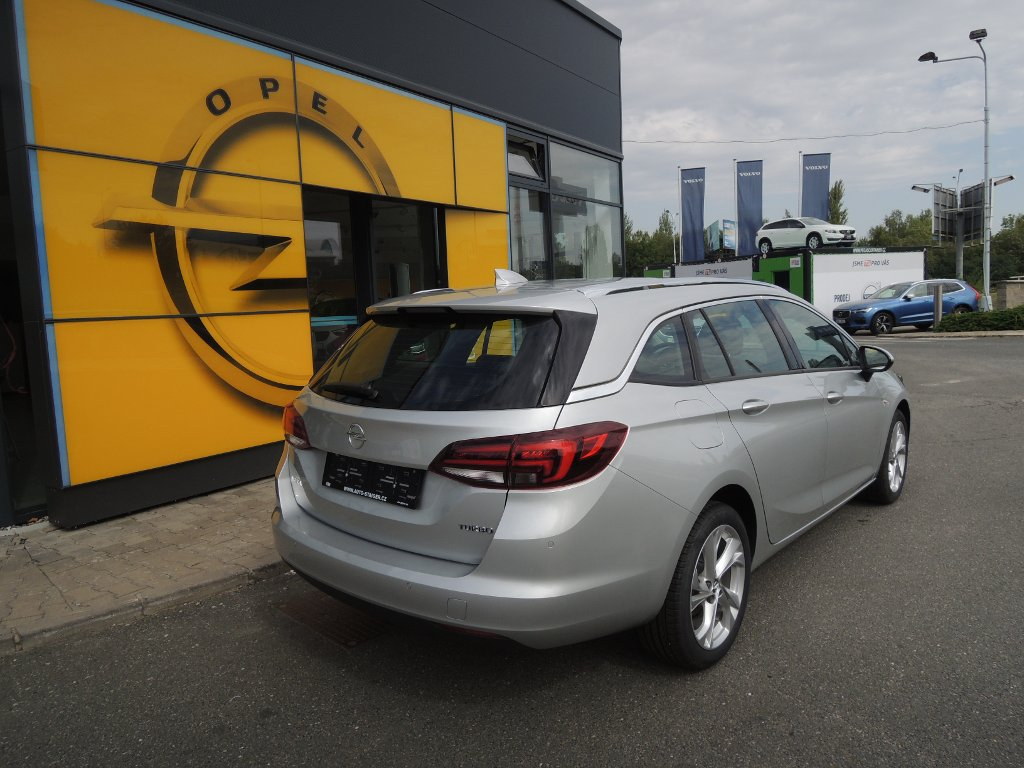 TUkas AUTO-STAIGER CZ a.s. | Fotografie vozu Opel Astra ST INNOVATION 1,4T AT6 150k