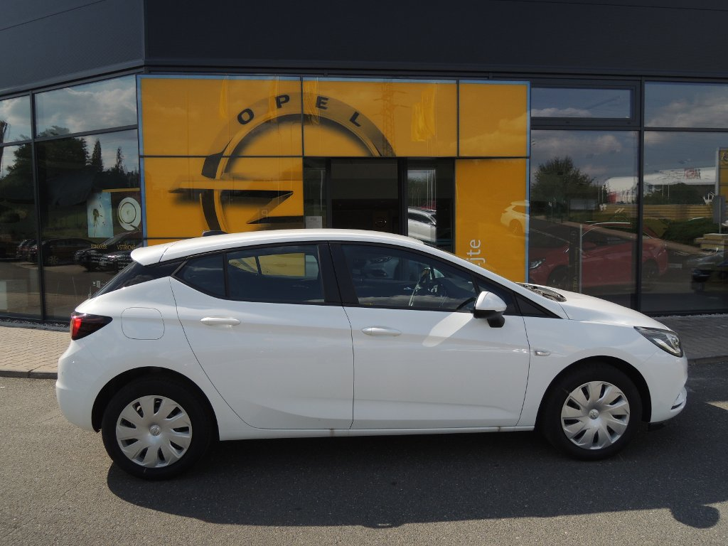 Opel Astra SMILE 1.4Turbo 92kW/125k MT6