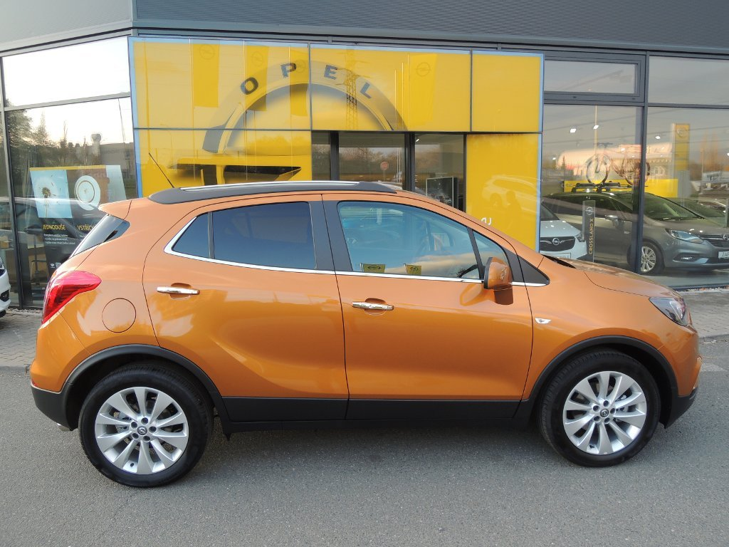 Opel Mokka X INNOVATION 4x4 AT6 110 kW