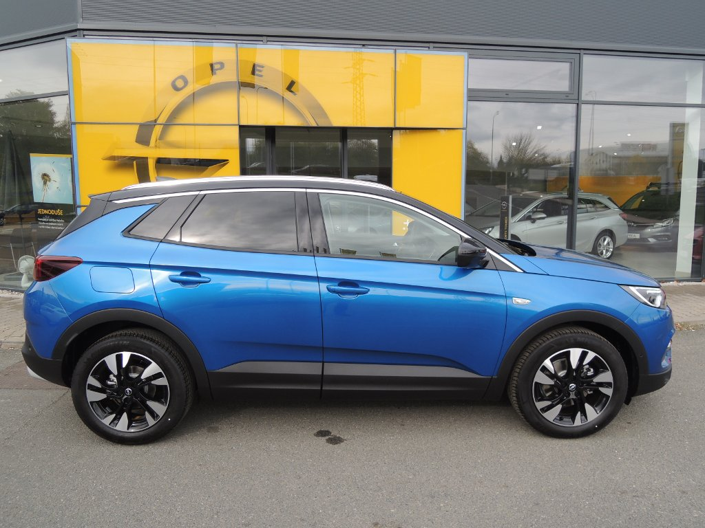 Opel Grandland X INNOVATION 1,6 CDTi 88kW  MT6