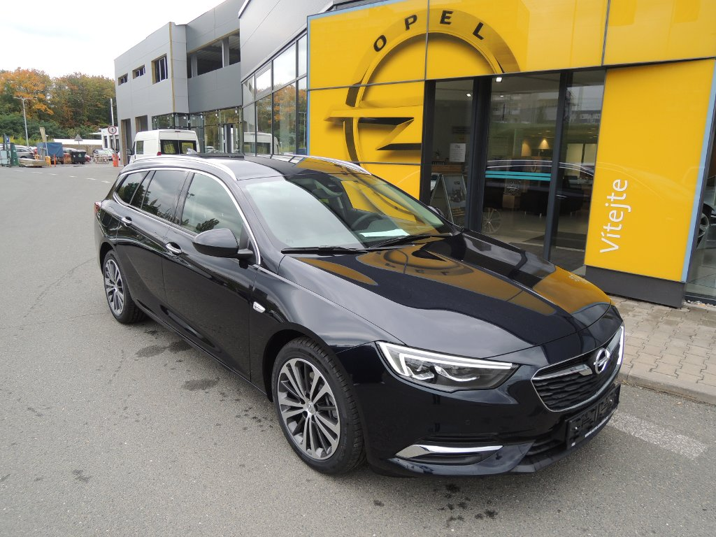 TUkas AUTO-STAIGER CZ a.s. | Fotografie vozu Opel Insignia Innovation 2.0CDTI 125kW AT8