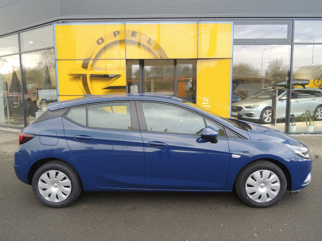 Opel Astra SMILE 1.4 74KW/100K MT5
