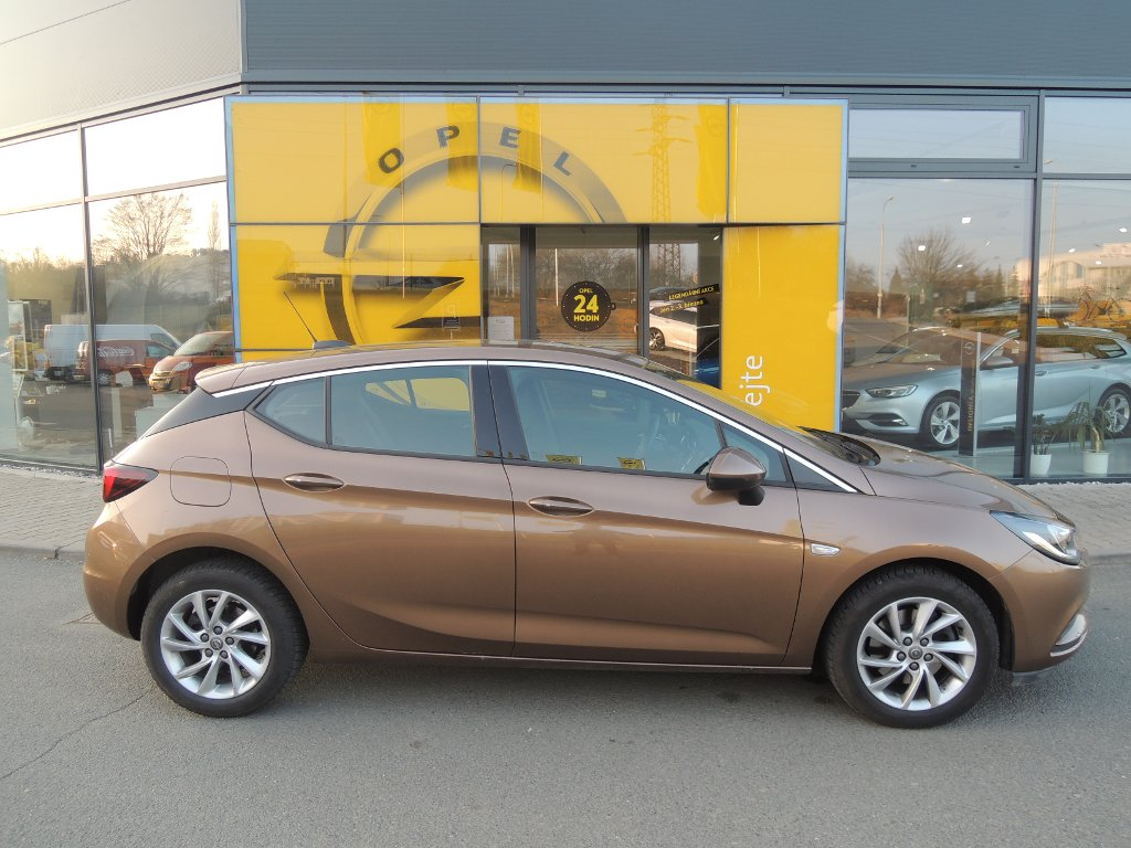 Opel Astra K Innovation 1.6 CDTi (100kw)