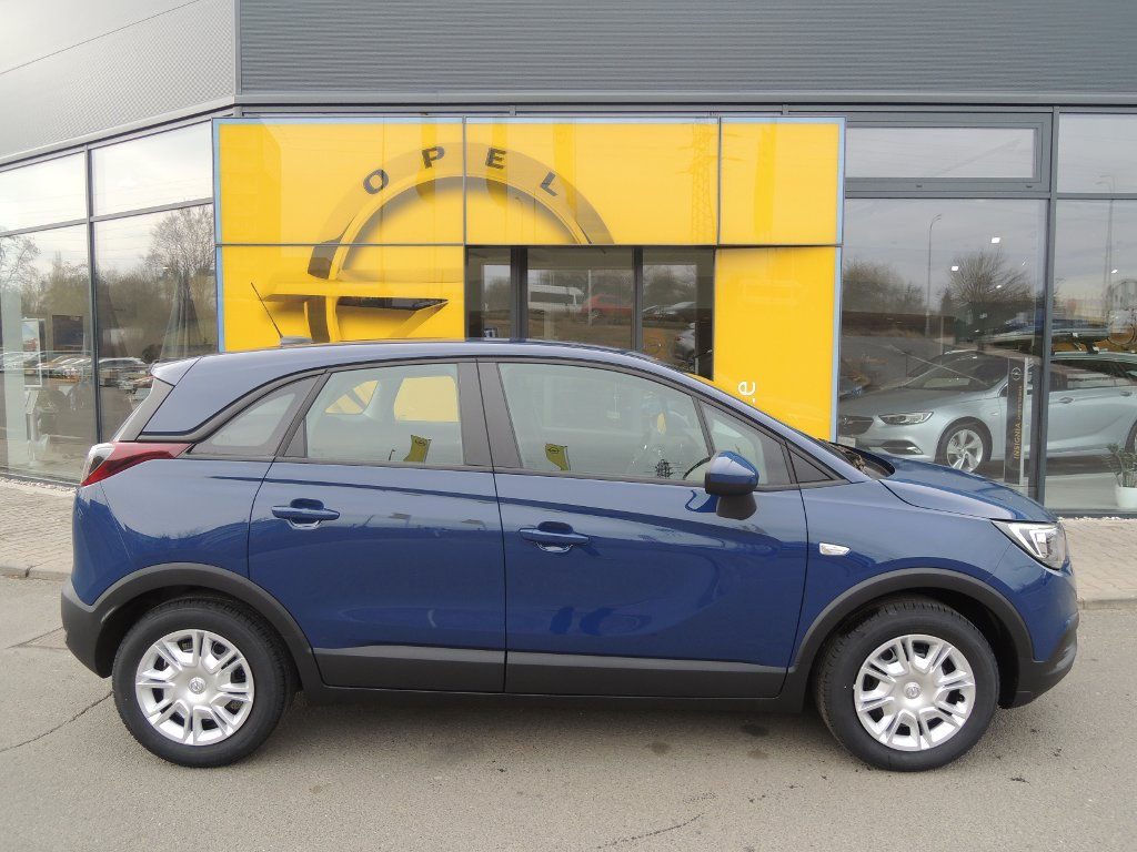 Opel Crossland X SMILE 1.2 60kW/81k MT5