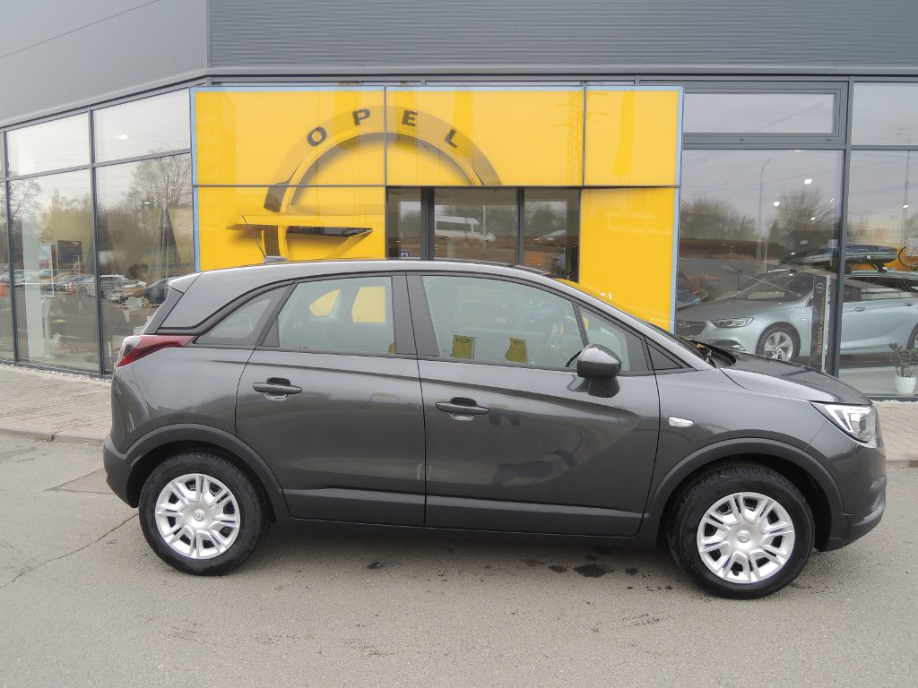 Opel Crossland X SMILE 1,2 60kW/81K MT5