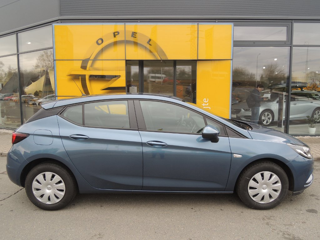 Opel Astra Selection 1.0Turbo 77kW/105k