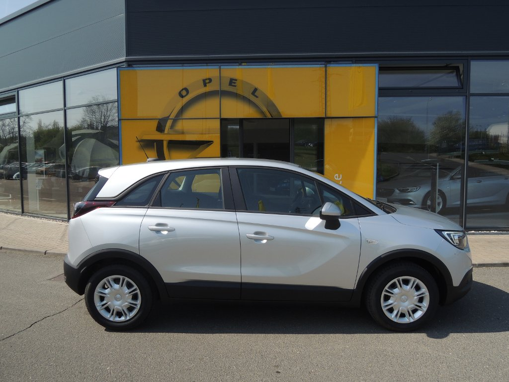 Opel Crossland X SMILE 1.2 61kW/80k MT5