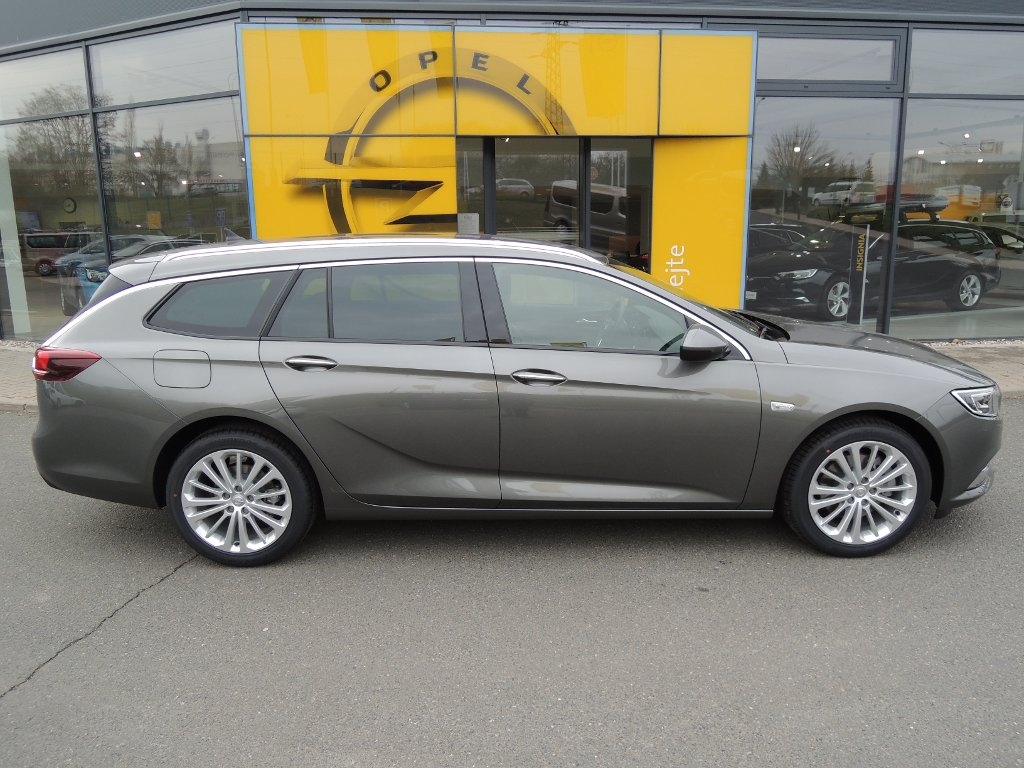 Opel Insignia Innovation 1.5 122kW AT6 AFL+