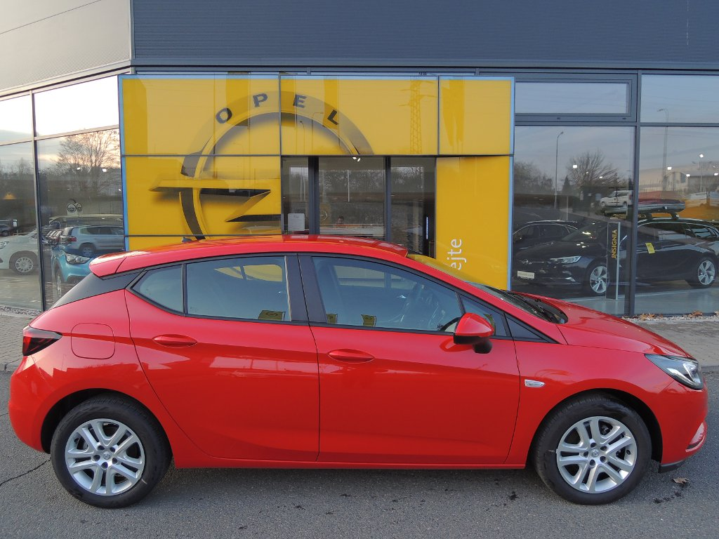 Opel Astra SMILE 1.4T 92kW/125k