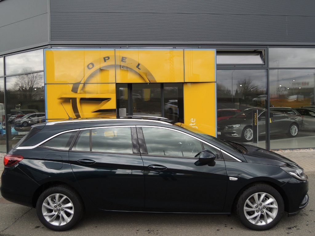 Opel Astra SMILE 1.4T 92KW/125K MT6