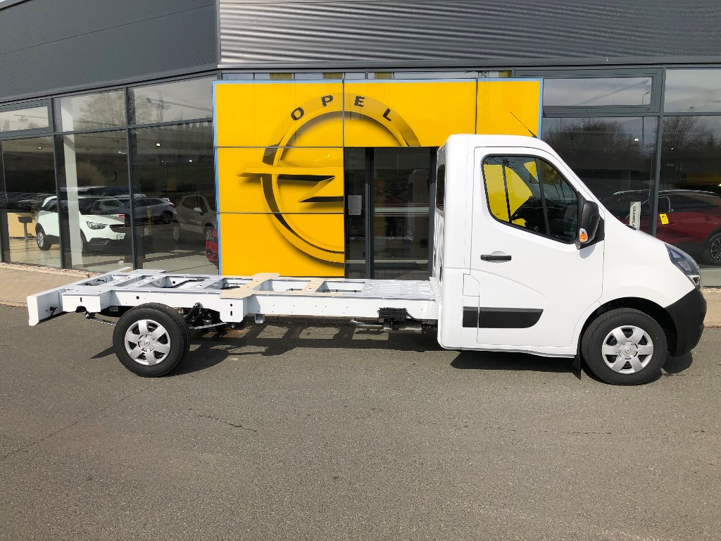 TUkas AUTO-STAIGER CZ a.s. | Fotografie vozu Opel Movano Chassis Cab L3H1 3500 FWD